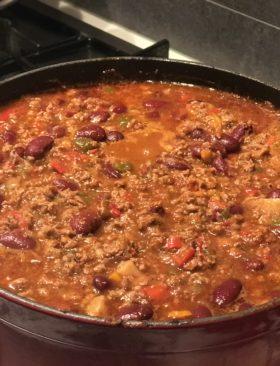 Chili con carne ricetta collaudata