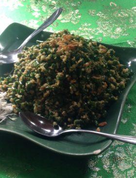 Gado Gado ricetta vegetariana indonesiana
