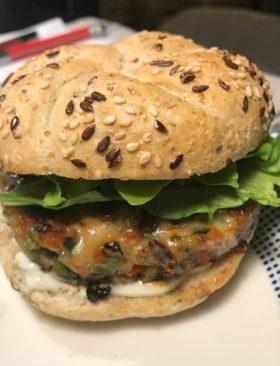 Hamburger di tacchino: leggeri ma goduriosi!