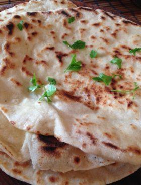 Il Naan pane indiano di antiche origini