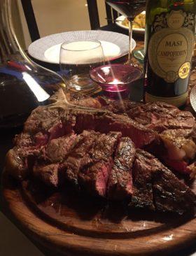 Fiorentina: Bistecca tipica toscana