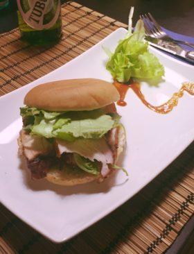 La sfida impossibile: Hamburger di tacchino da sogno