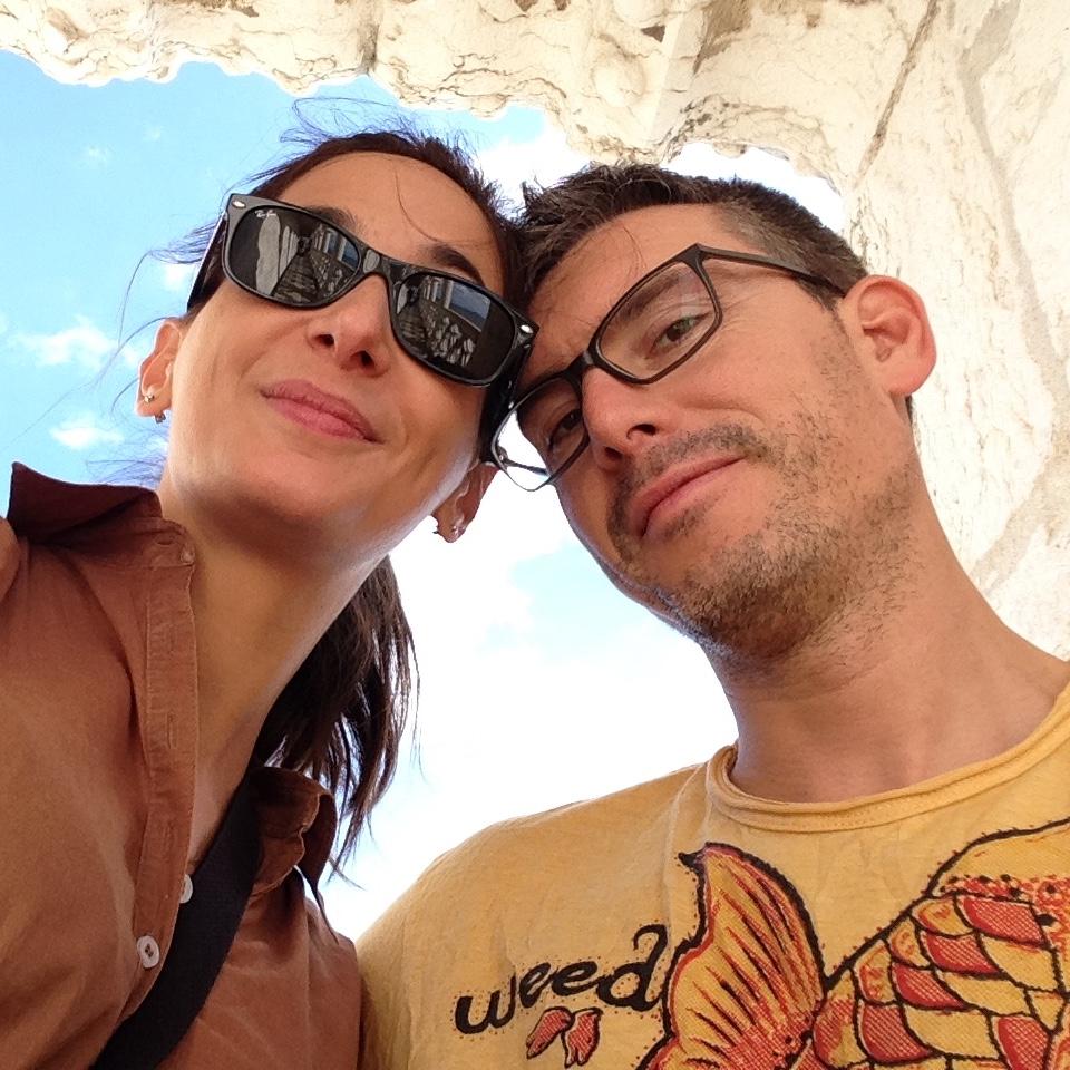Marco Olivieri e Beatrice Perbellini