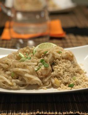 Pad thai: ricetta tipica della cucina thailandese