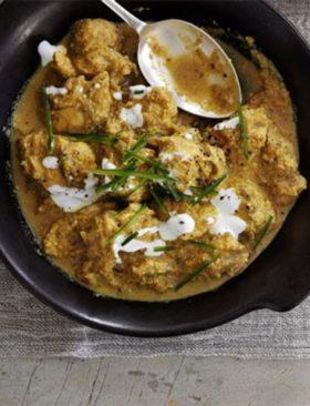 Pollo al curry indiano: il pasanda una ricetta speciale