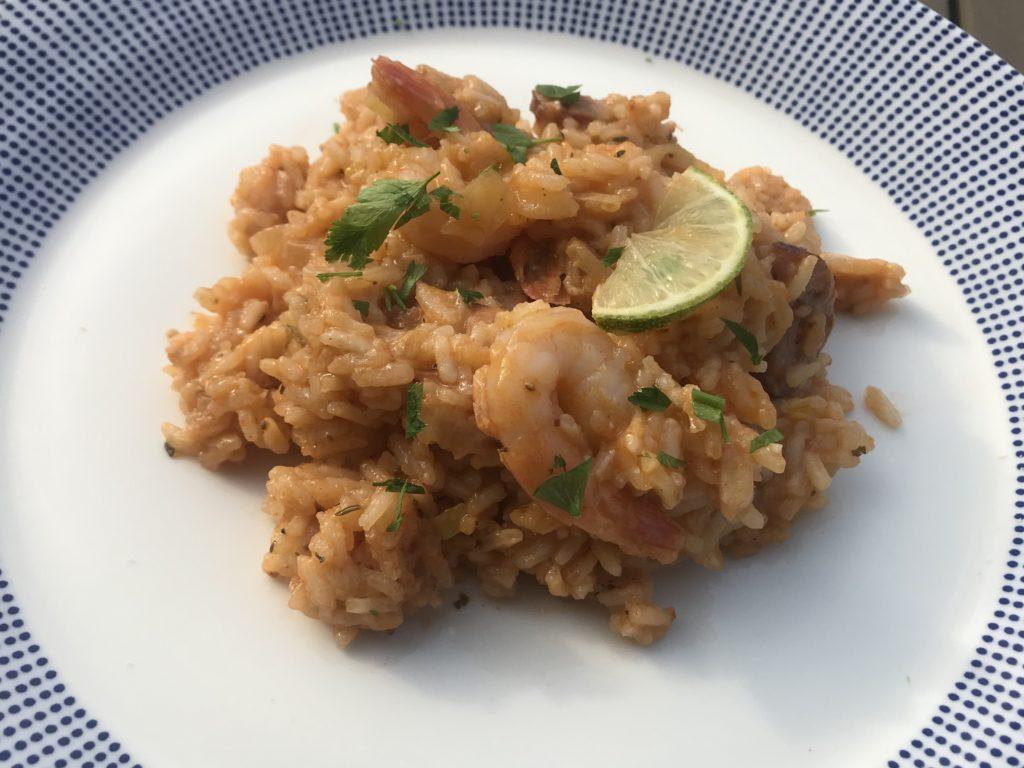 Jambalaya ricetta