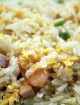 Ricetta Riso alla Cantonese e origini del piatto