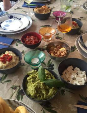 Ricette turche, cugini, gatti e vegetariani