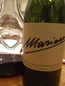 Risotto all'Amarone di Valpolicella: un souvenir da Verona