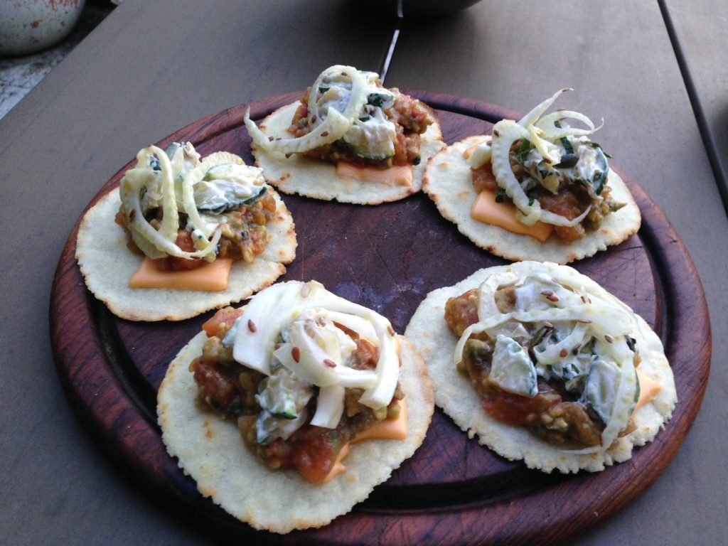 tortillas fatte in casa
