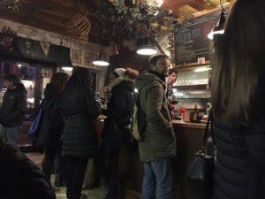 Itinerario Verona: Ostaria da Morandin