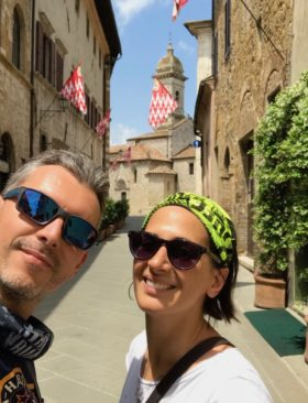 Vacanze itineranti: Giro d'Italia in moto da Nord a Sud