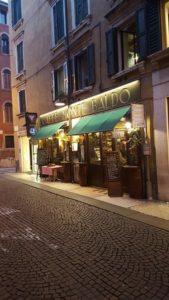 aperitivo Verona