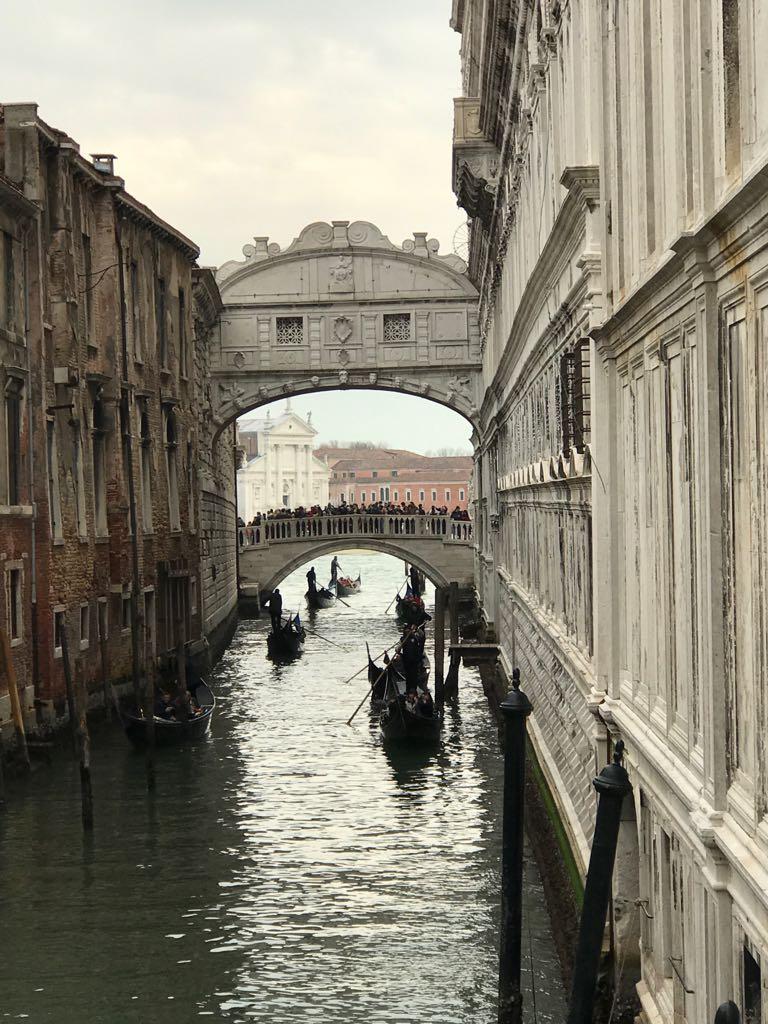 Bacari veneziani - ponte dei sospiri