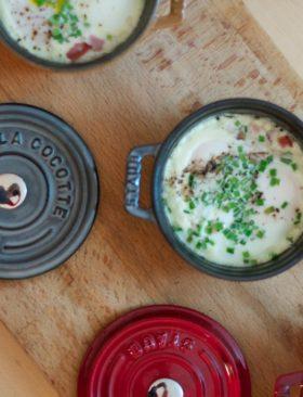 Cosa cucinare con le mini-cocotte in ghisa?