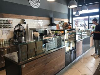 Veronetta - Bagel Store (interno)