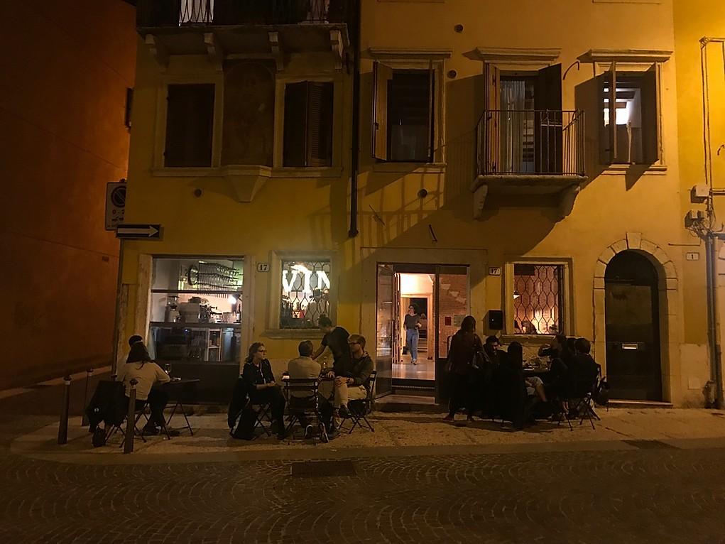 Bar Veronetta Ratafia