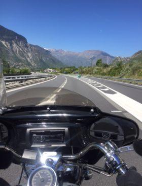 Viaggio in Borgogna: ci siamo stati in moto!