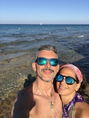 Spiaggia di Frassanito - Salento