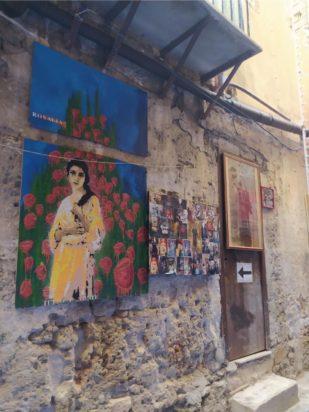 Santa Rosalia a Palermo