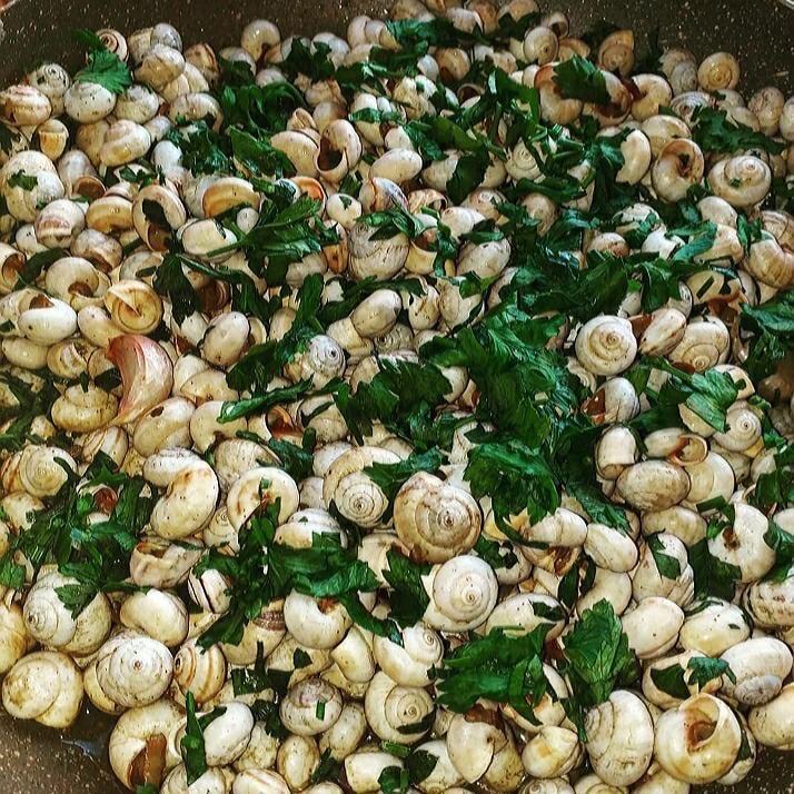 i babbaluci ricetta siciliana