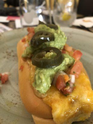 Hard Rock Cafe Hot Dog