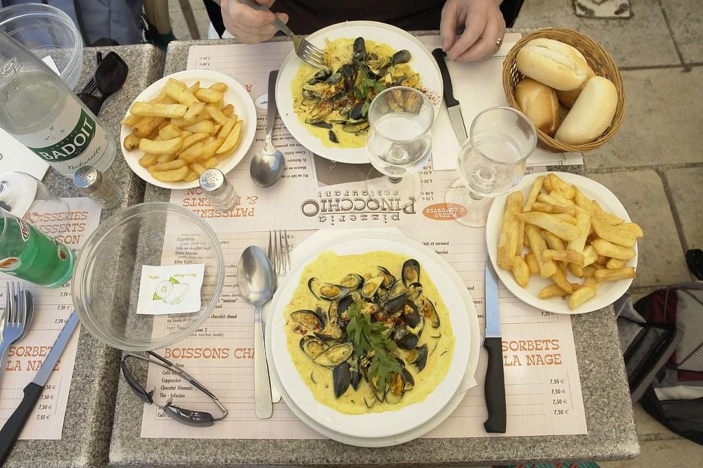 cozze ricette francesi