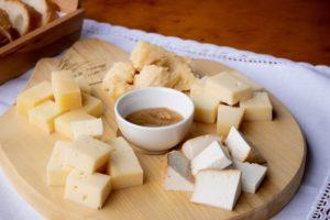 tagliere di formaggi Trentino Alto Adige