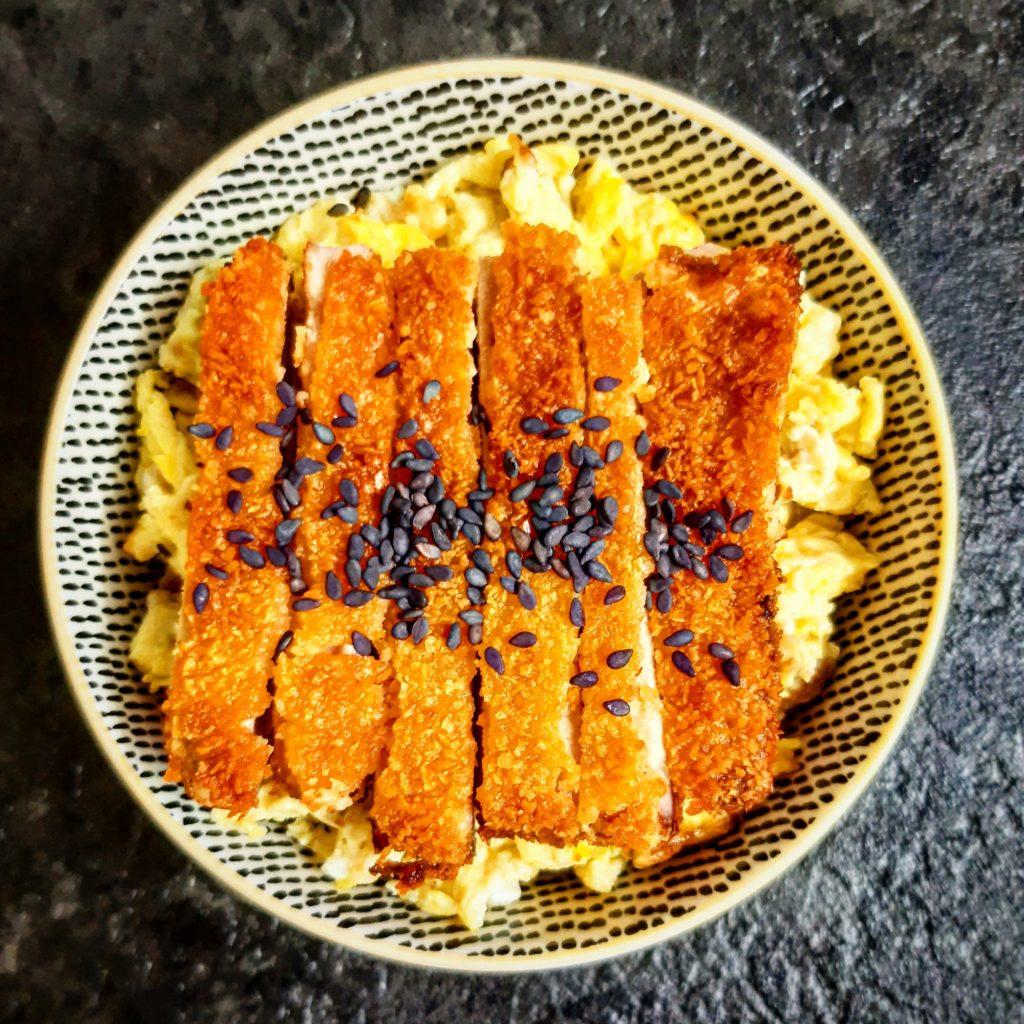 cucina giapponese il katsudon