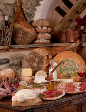 Cucina valdostana alla scoperta dei Walser