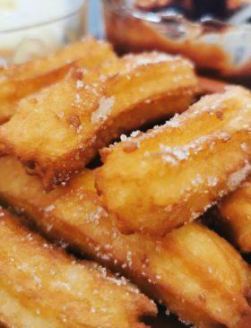 Ricetta dei churros: origini del dolce delle feste