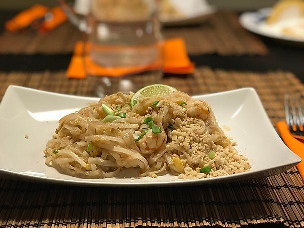 piatto ricco pad thai